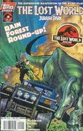 Lost World Jurassic Park (1997 Topps) 2A