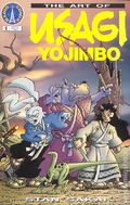 Art of Usagi Yojimbo (1997) 1