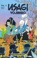 Usagi Yojimbo Summer Special (1986) 1