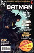 Batman Secret Files (1997) 1