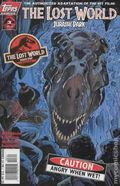 Lost World Jurassic Park (1997 Topps) 3A