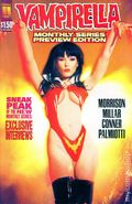 Vampirella Monthly (1997) Series Preview Edition 1