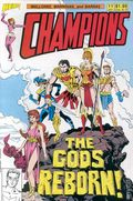 Champions (1987 Hero) 11