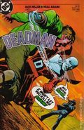 Deadman (1985 1st Series) 4
