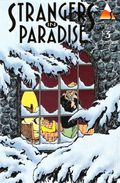 Strangers in Paradise (1994 Abstract) 3GOLD
