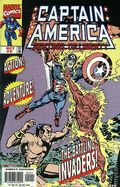 Captain America Sentinel of Liberty (1998) 2A