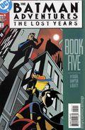 Batman Adventures The Lost Years (1998) 5