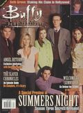 Buffy the Vampire Slayer Magazine (1998) US Series 1A