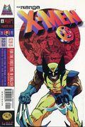 X-Men The Manga (1998) 1
