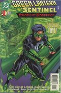 Green Lantern and Sentinel Heart of Darkness (1998) 1