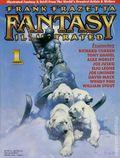 Frank Frazetta Fantasy Illustrated (1998) 1A