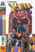 X-Men The Manga (1998) 5
