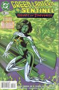Green Lantern and Sentinel Heart of Darkness (1998) 3