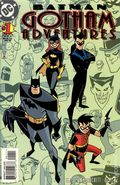 Batman Gotham Adventures (1998) 1