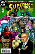 Superman Villains Secret Files (1998) 1