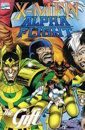X-Men/Alpha Flight The Gift TPB (1998 Marvel) 1-1ST