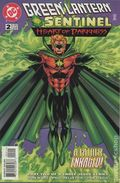 Green Lantern and Sentinel Heart of Darkness (1998) 2