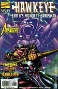 Hawkeye Earth's Mightiest Marksman (1998) 1