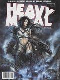 Heavy Metal Magazine (1977) Vol. 22 #4