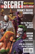 Batman Villains Secret Files (1998) 1