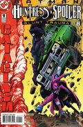 Batman Huntress Spoiler Blunt Trauma (1998 DC) 1