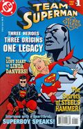 Team Superman Secret Files (1998) 1