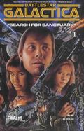 Battlestar Galactica Search for Sanctuary (1998) 1