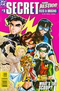 Young Justice Secret Files (1999) 1