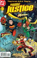 Young Justice (1998) 1