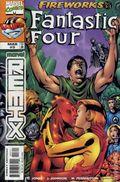 Marvel Remix Fantastic Four Fireworks (1999) 3