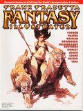 Frank Frazetta Fantasy Illustrated (1998) 3A
