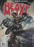 Heavy Metal Magazine (1977) Vol. 22 #5