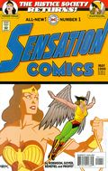 Sensation Comics (1999) 1