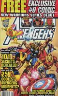 Wizard Avengers Special (1999) 1P