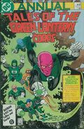 Tales of the Green Lantern Corps (1981) Annual 2