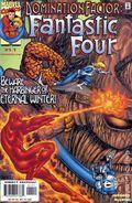 Domination Factor Fantastic Four (1999) 1.1