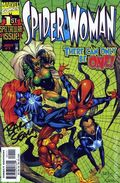 Spider-Woman (1999 3rd Series) 1A.DF.SIGNED