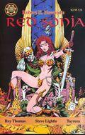 Red Sonja Death in Scarlet (1999) 1