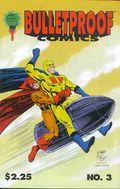 Bulletproof Comics (1999) 3