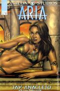 Aria Jay Anacleto Sketchbook (1999) 1A