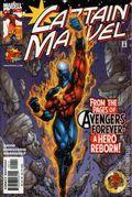 Captain Marvel (1999 4th Series Marvel) 1A