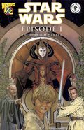 Star Wars Episode 1 Phantom Menace (1999) Wizard 1/2 1A