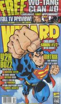 Wizard the Comics Magazine (1991) 98AP