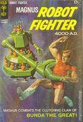 Magnus Robot Fighter (1963 Gold Key) 20
