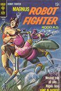 Magnus Robot Fighter (1963 Gold Key) 27