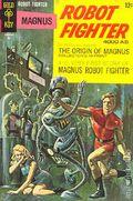 Magnus Robot Fighter (1963 Gold Key) 22.12C