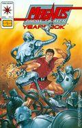 Magnus Robot Fighter (1991) Yearbook 1