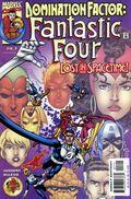 Domination Factor Fantastic Four (1999) 4.7