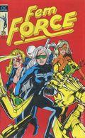 Femforce (1985) 31