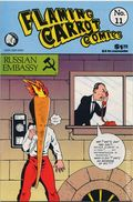 Flaming Carrot (1984 AV/Dark Horse) 11